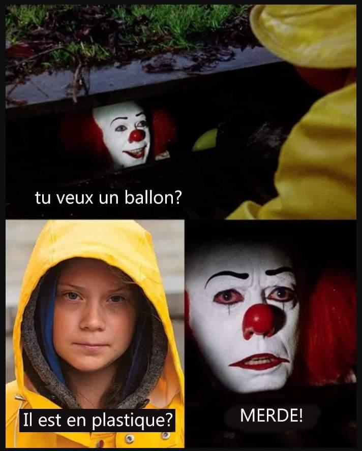 clown ca humour