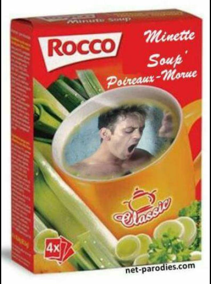 soupe rocco